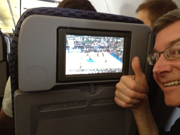 Games on the plane