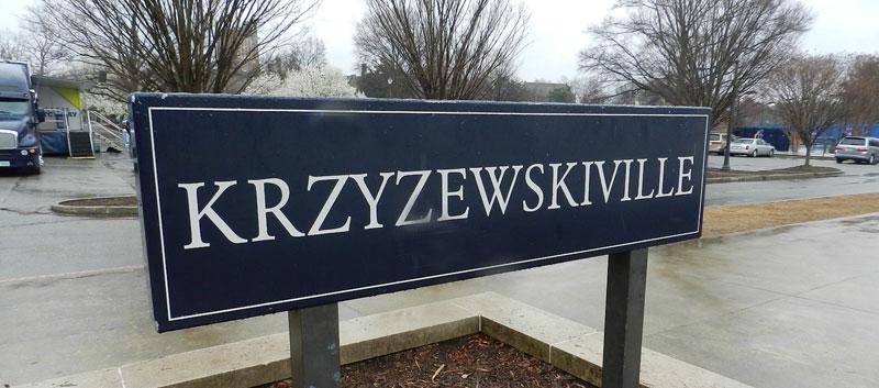 Krzewski